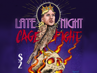 Late Night Cage Fight