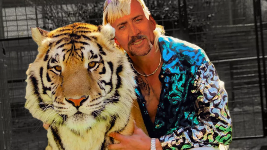 Nic Cage is the Tiger King!