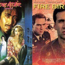 Zandalee vs Fire Birds