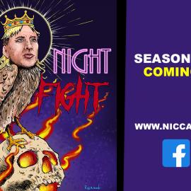 Tune in to our Season 2 Finale Cage Fight Live Stream!