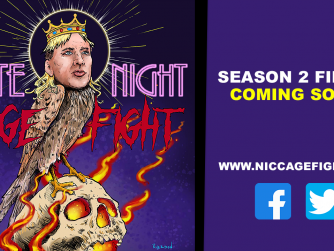 Tune in to our Season 2 Finale Cage Fight Live Stream!